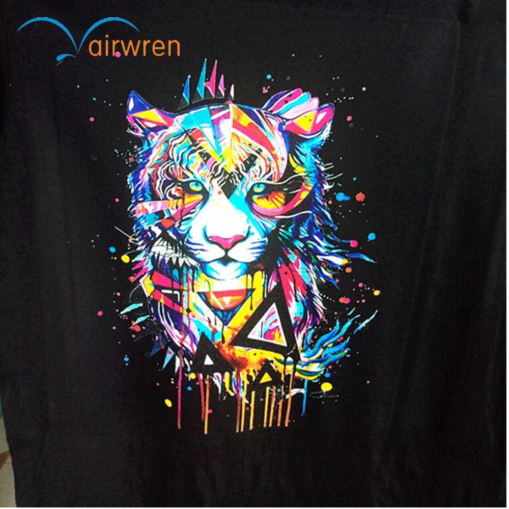 Ən keyfiyyətli Rəqəmsal kətan Art A3 T Shirt Printer Parça - Ofis elektronikası - Fotoqrafiya 4