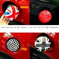 Fuel Tank Cap Cover For Mini Cooper S 2 0t F55 F56 F57 2014 2015 2016