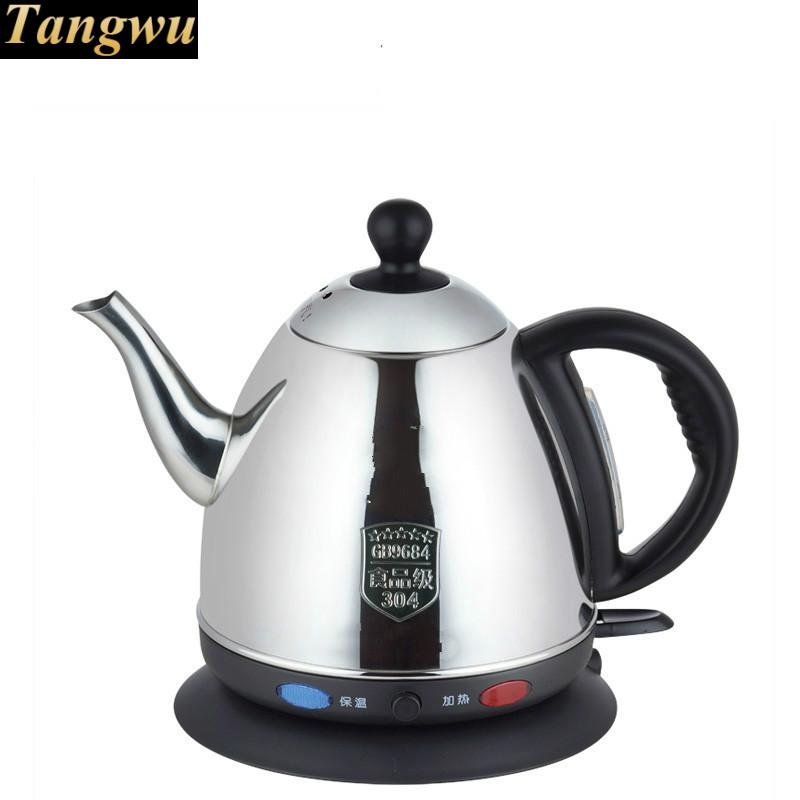 Food grade 304 stainless steel electric kettle water - heated