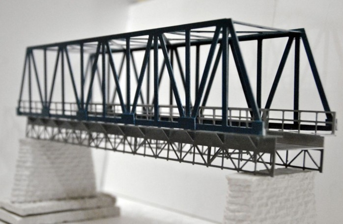 Buy 1 87 model train ho scale elevated for Diy architectural drawings