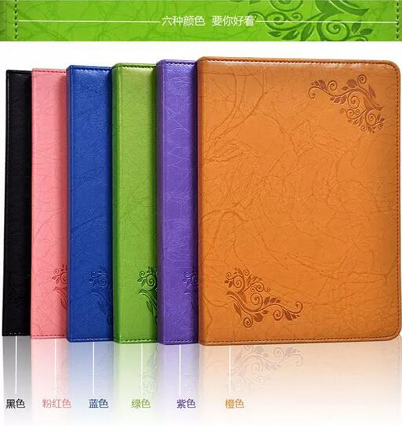 Folio Stand Cover Flower Printing Pattern PU Leather Case Cover For ONDA V989 AIR / V919 AIR / V919 AIR CH 9.7 inch Tablet PC  new v919 flower print stand pu leather case for onda v919 v989 air 9 7 tablet cover protectors