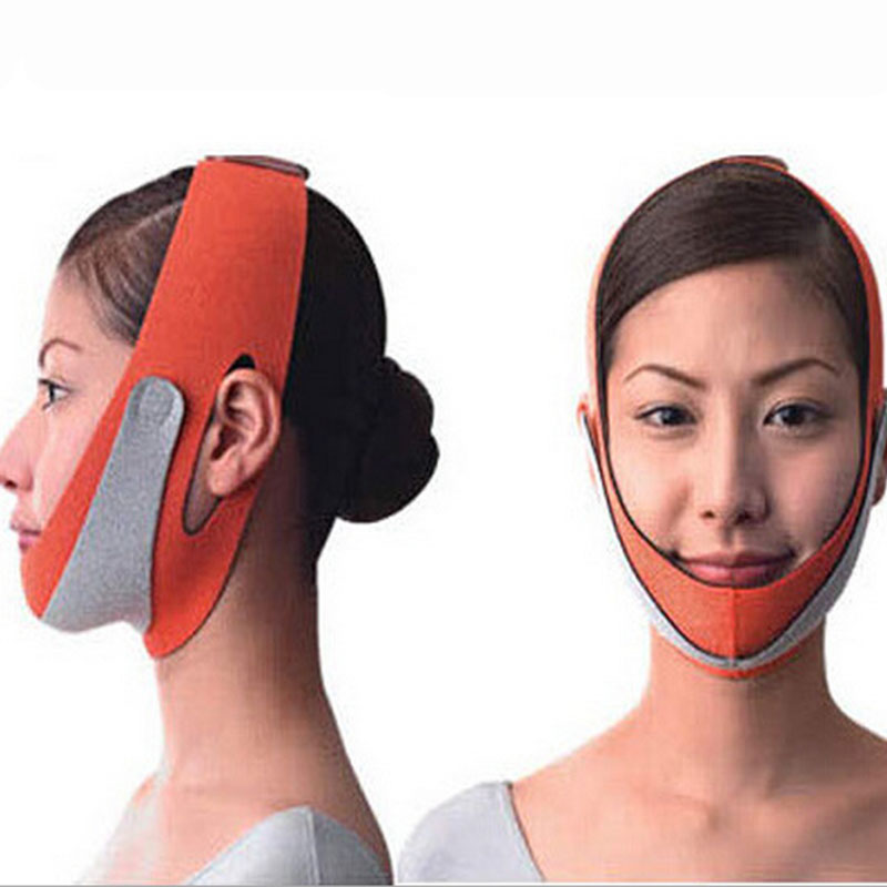 1 Pcs Women Beauty Health Care Leg Thin Face Mask Slimming Magnetic Face Mask Double Chin Face Bandage Massager Free Shipping health care body massage beauty thin face mask the treatment of masseter double chin mask slimming bandage cosmetic mask korea