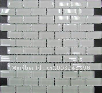 Backsplash mosaic wall tile Guaranteed 100%/glass mosaic tiles/crystal mosaic/wholesale and retail/ASTM138