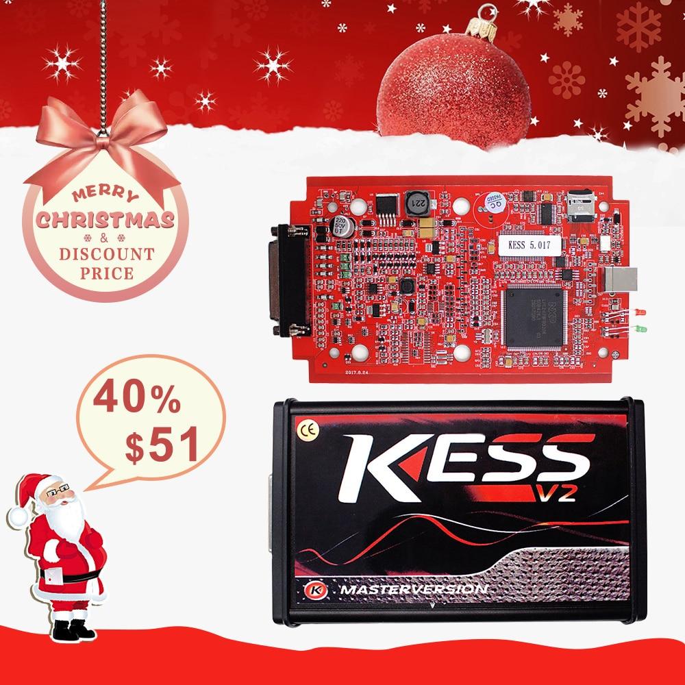 2018 neueste Ktag K TAG V7.020 KESS V2 V5.017 SW V2.23 v2.47 2,47 Master ECU Chip Tuning Tool K-TAG 7,020 online ECU Programmierer