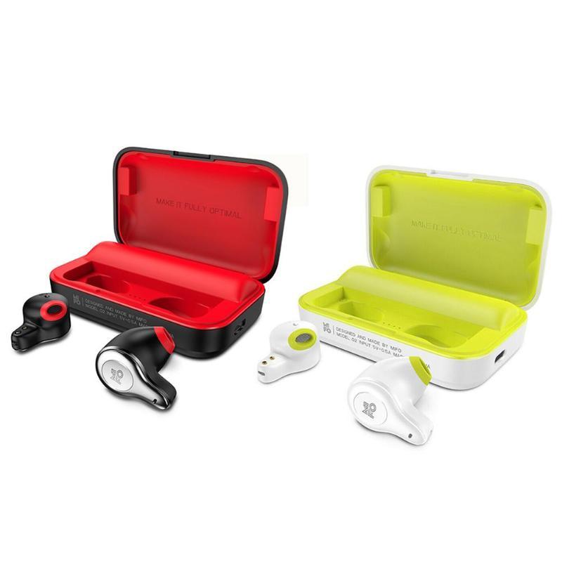 MIFO O2 Touch Bluetooth 5.0 écouteurs mains libres sans fil avec étui pour iphone/iPad/Samsung/Sony/Huawei
