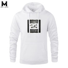 2018 mann/frauen JORDAN 23 Drucken Sportswear Hoodies Männer Hip Hop Fleece Langarm Hoodie Slim Fit Sweatshirt Hoodies für Herren(China)