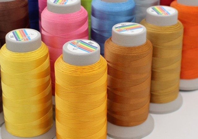 40D High Tenacity Thick Nylon Thread For Sewing Machine Leather Impressive Thick Thread For Sewing Machine