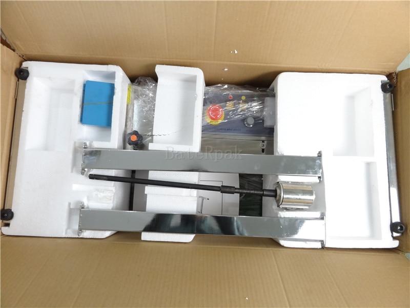 FR-770 Verticale BateRpak Continuous band sealer, roestvrijstalen - Lasapparatuur - Foto 6