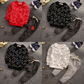New Year 2PCS Toddler Baby Kids Boys Girls Clothing Sets Children Milk Bottle Outfits T-shirt Tops+Pants Clothes Sport Wear