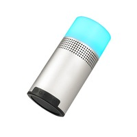 GDLYL Wireless Bluetooth Speaker W LED Hands Free TF USB Subwoofer Loudspeakers Portable 3 5mm MP3