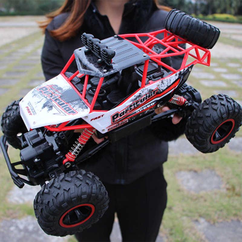 Новые 1:12 4WD RC автомобили обновленная версия 2,4G радиоуправляемые игрушечные машинки RC багги высокоскоростные грузовики внедорожные Грузовики Игрушки для детей
