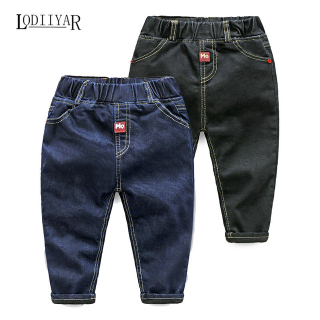 2017 Children's Clothing Boys Clothes Casual Korean Jeans Pants, Fashion kids Clothes Pant, Spring Autumn Style Trousers
