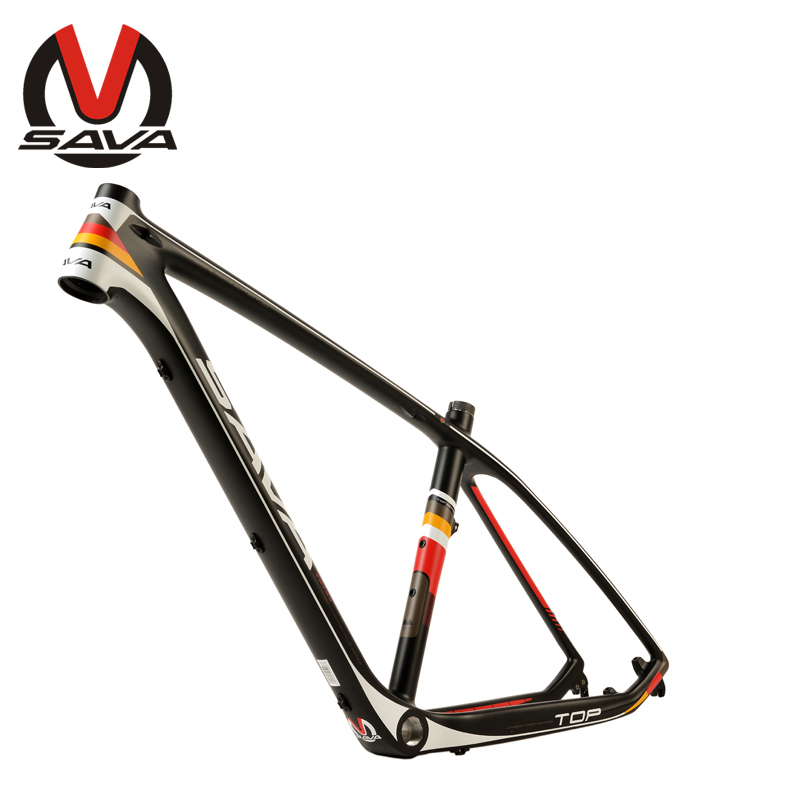 Sava 26 27 5 Bicycle Frame Mountain Bike Carbon Frame Mtb Size
