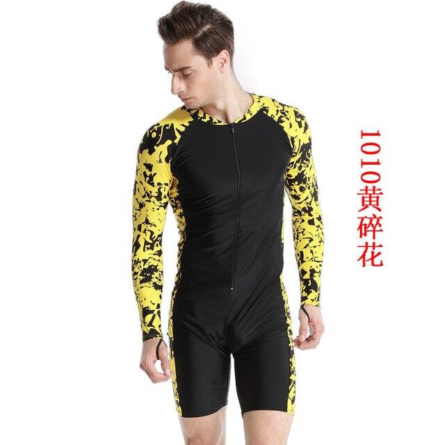 SBART long Sleeve Swimwear Women One Piece Swimsuit Surfing Suit Women's Swimsuits Rashguard Swimming Suit For Women Wetsuit
