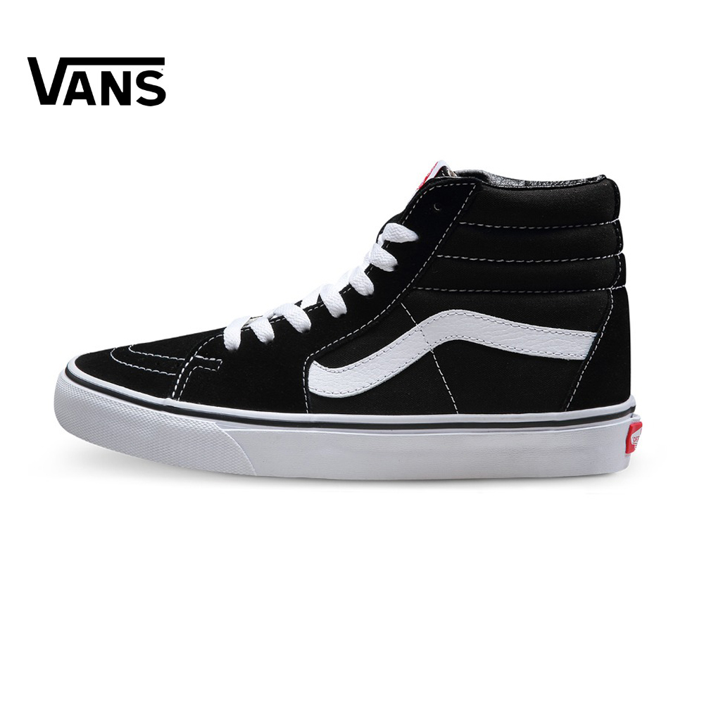 Original Vans Classic men's & women's Lover's Skateboarding Shoes old skool Sports Shoes SK8-Hi Sneakers