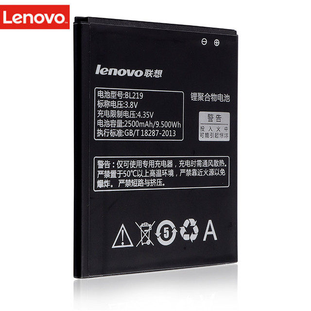 Оригинальный BL219 Батарея для Lenovo A880 A889 a890e a768t A916 s810t S856 батарея Batterij аккумулятор 2500 мАч