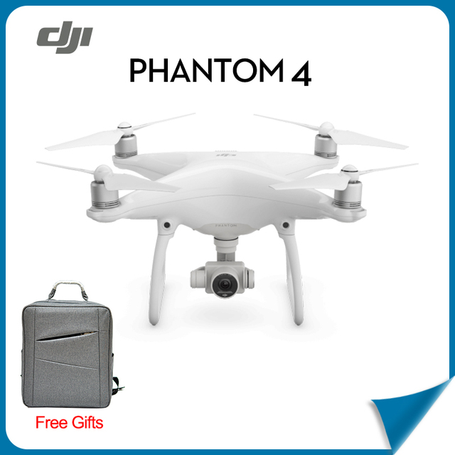 DJI Phantom 4 RC Helicopter Drone+Battery Hub with 4K HD Camera with Visual Tracking,Obstacle Sensing System