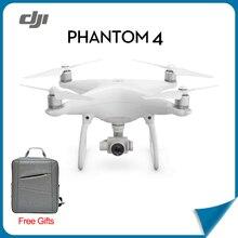 DJI Phantom 4 RC Hélicoptère Drone + Batterie Hub avec 4 K HD Caméra avec Suivi Visuel, Obstacle Système de Détection