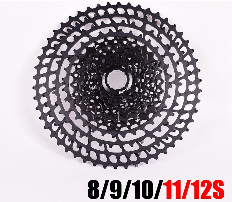 SUNSHNE MTB 11 速度 11 50T カセット 365 グラムの超軽量自転車フリーホイール 11 自転車部品山シマノ M9000 M8000 M7000  グループ上の スポーツ & エンターテイメント からの 自転車フリーホイール の中 2