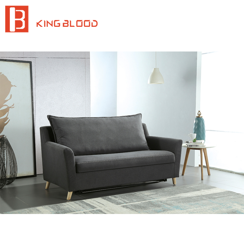 Best Quality And Low Price Fabric Wooden Sofa Bed Designs In Living