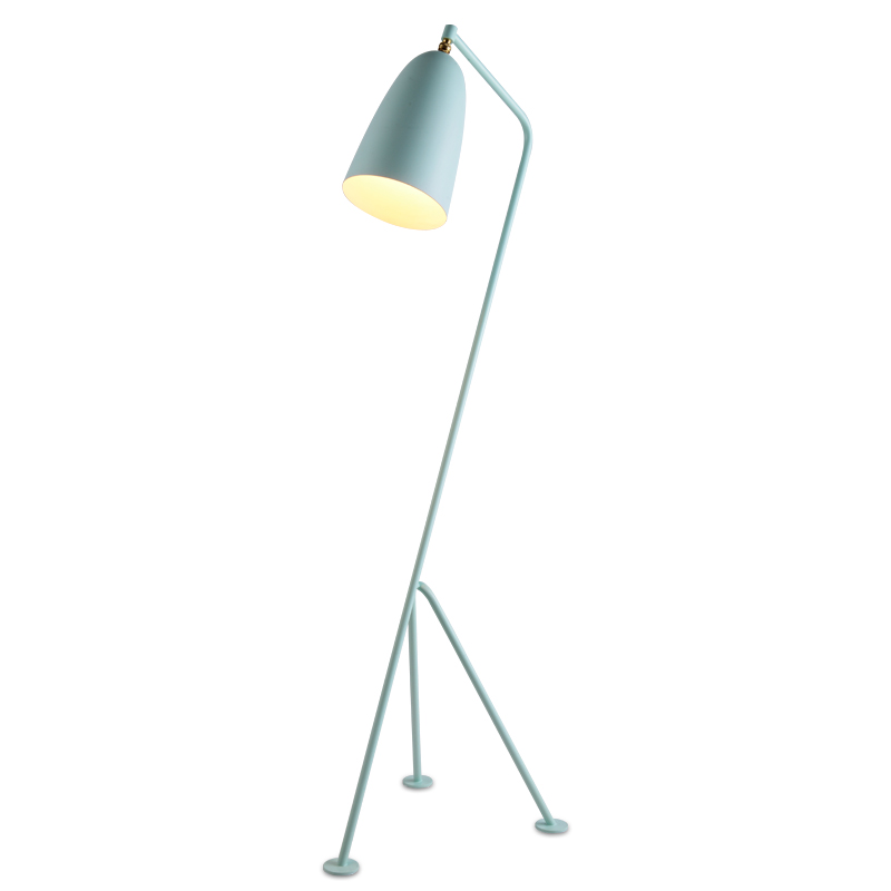 Collection Creative triangle Floor Lamp childrens room Standing Lamp Bedroom Study Livin ...