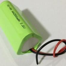 1 шт. 3,6 В AA 2500 мАч Ni-MH никелево-металлическая гибридная батарея с подзарядкой батарейный блок