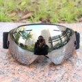 Профессиональные лыжные очки со слоями линз для взрослых Анти-Туман UV400 лыжные очки для катания на лыжах и сноуборде для мужчин и женщин зим...