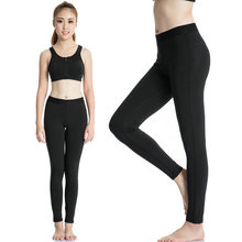 Compression Lulu Yoga Pants fitness legging Workout Tights Running Athletic Sport Women Sportwear Gym Trousers Sports leggins(China)
