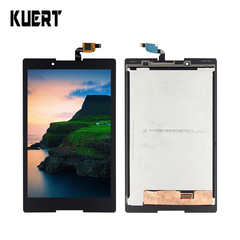 Lcd For Lenovo Tab3-850F Tab3-850M Tab <font><b>3</b></font> <font><b>850</b></font> 850f Tab3-<font><b>850</b></font> TB3-<font><b>850</b></font> TB3-850f LCD Display Digitizer Touch Screen Assembly + Frame image