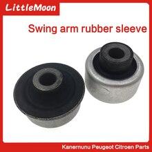 Original triangular arm bushing Lower swing Suitable for Peugeot 307 308 408 3008 Citroen C4 Triumph 352392/352391