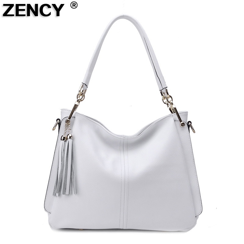 Hot Sale 100% Soft Genuine Leather Designer Women's Tassels Shoulder Bag Handbag Cross Body Messenger Bags Satchel Casual Bolsa 10pcs 2pin spst locking snap in boat rocker switch 6a ac250v 10a 125vac kcd1 106