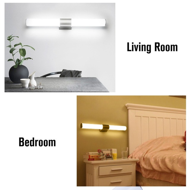 White LED Wall Lamp
