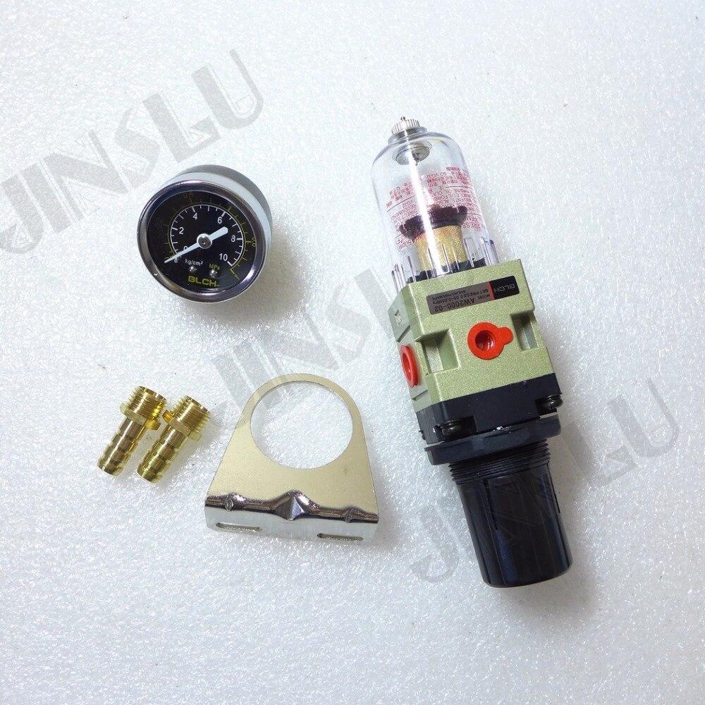 Luftfilter Regler AW2000 Bereich 0,05 ~ 0.85MPa Air Plasma Cutter Schneidemaschine Zubehör 1 STÜCKE