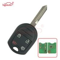 CWTWB1U793 Remote head key 4 button 315Mhz with 4D63 80 bit chip for Ford Edge Escape Explorer 2012 2013 2014 kigoauto