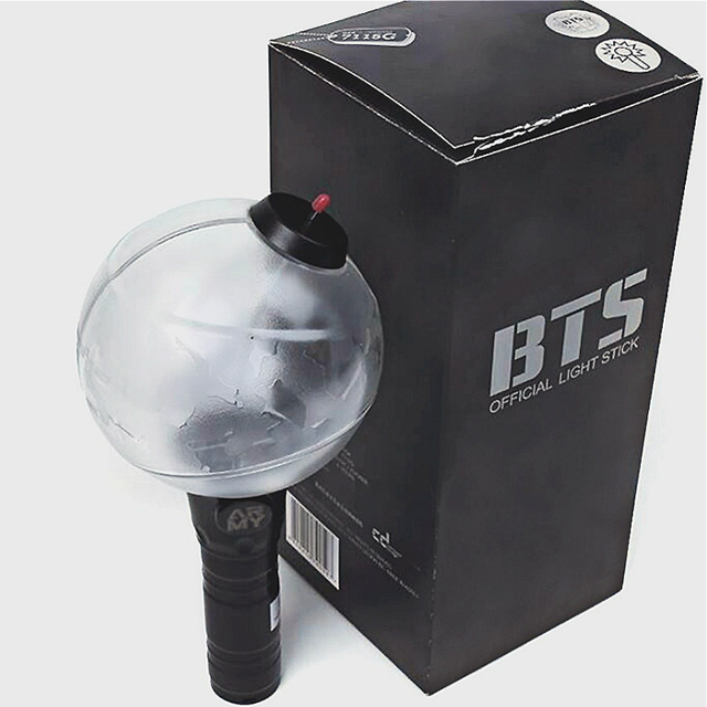 2018 New Kpop For BTS Light Stick Ver 3 Ver 2 Ver 1 ARMY BOMB Bangtan