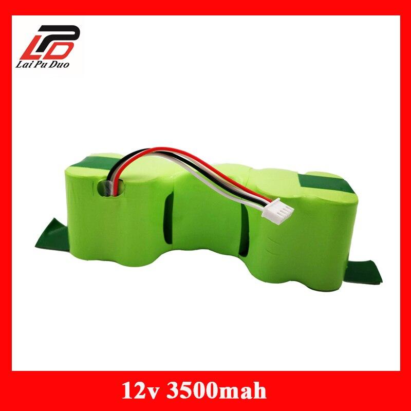 Rechargeable Vacuum Robotcleancer Battery 3500mAh 12v for ECOVAS DD35 DG710 DG716 Ni-MH Batteri