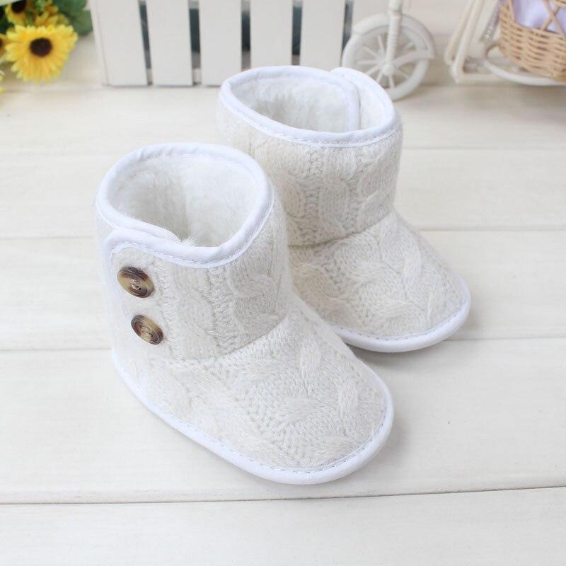 Heiße Verkaufswinterbabyschuhe wärmen Schneeaufladungen für 3-18M - Babyschuhe - Foto 2