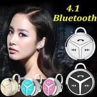 Four Languages Q5 Mini Stereo Mini Binaural Universal Bluetooth Headset Earphone Headphone 4 1 Handfree Universal