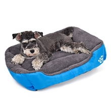 Eco-Friendly Soft Dog Sleeping Beds