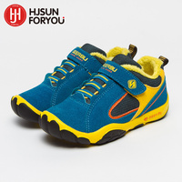 Hot Selling 2014 New Arrival Child S Shoes Plus High Quality Plush Sports Shoes Kids Sneakers