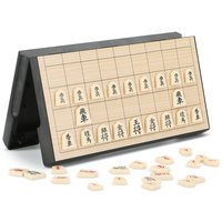 Pocket Foldable Magnetic Folding Japanese Chess Game 25 25 2 Cm Logical Thinking Mind Training Chess