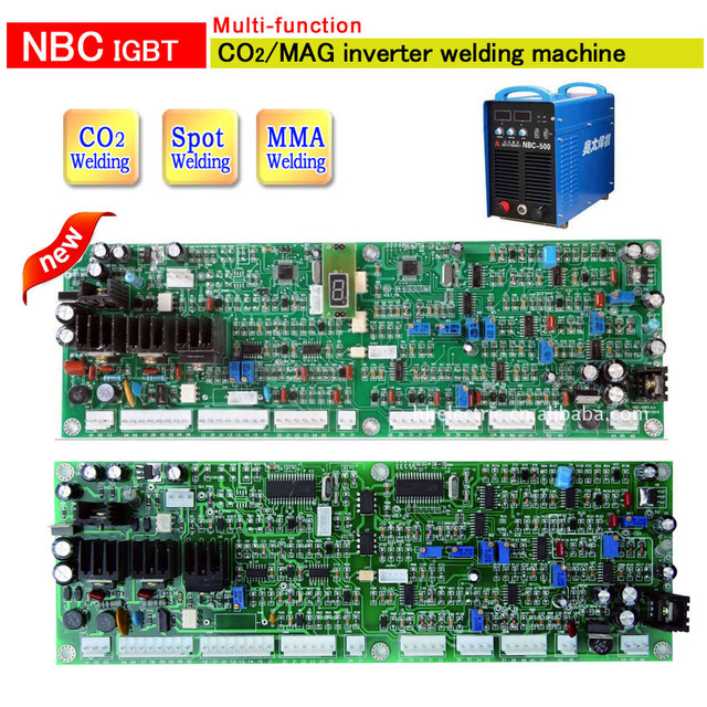 New style of nbc 350 500 25 pcb contaol board for mig series igbt new style of nbc 350 500 25 pcb contaol board for mig series igbt inverter mig cheapraybanclubmaster Gallery