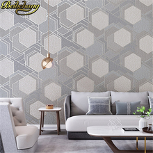 цена на beibehang European deerskin Abstract stripes Wallpaper For Walls 3D Wall paper Roll Bedroom Living room Sofa background stickers