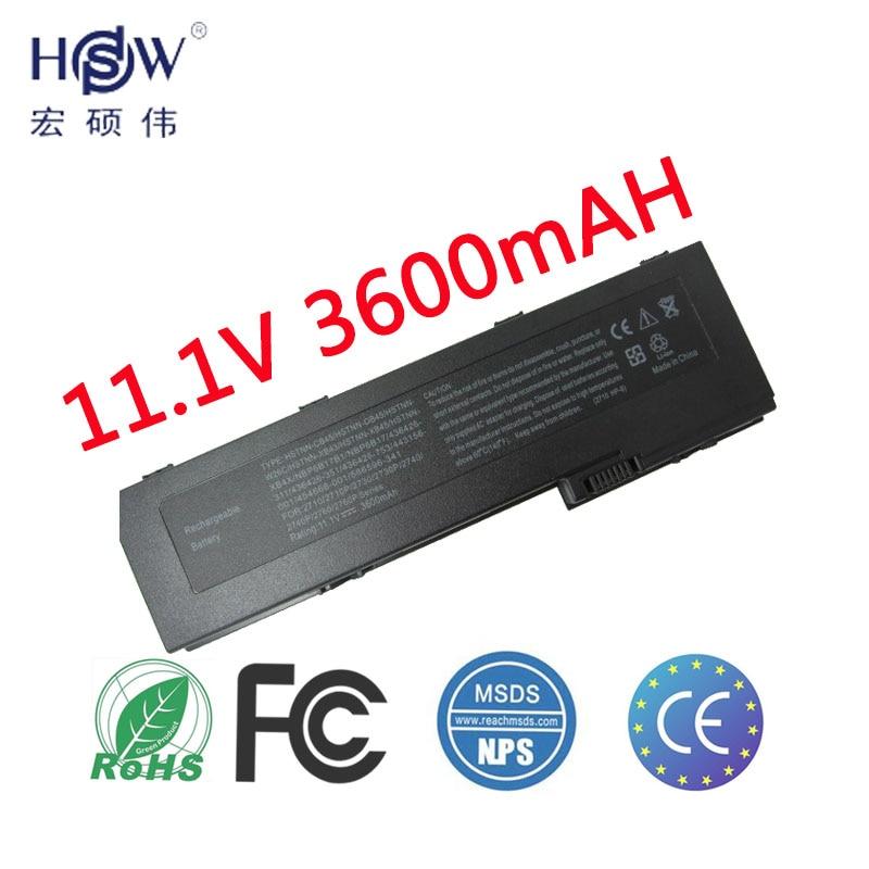 HSW BATTERY FOR HP 2710P 2730p 2740P 2760P Battery HSTNN-CB45 HSTNN-OB45 HSTNN-W26C HSTNN-XB43 HSTNN-XB45 HSTNN-XB4X NBP6B17B1 цена