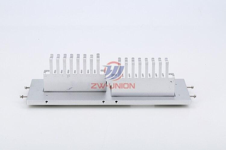 Galaxy UD-2512LC Printer Spare Parts Dual printhead holder