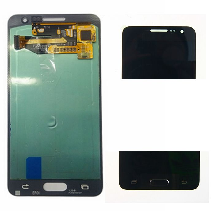 ФОТО Lcd Display+Touch Digitizer Glass Assembly Black color For Samsung Galaxy A3 A3000 A300F replacement screen