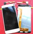 С отслеживая номером, оригинальный ЖК-дисплей + сенсорный экран тяга для Philips I908 CTI908 Мобильного Телефона Xenium мобильного смартфон