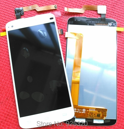 With tracking number, Original LCD display+touch screen assembly  for Philips I908 CTI908 Cellphone Xenium mobile Smart phone
