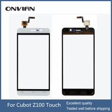 Cubot Z100 Touch Screen digitizer 100% Original Digitizer Assembly Replacement Repair Accessories For Cell Phone
