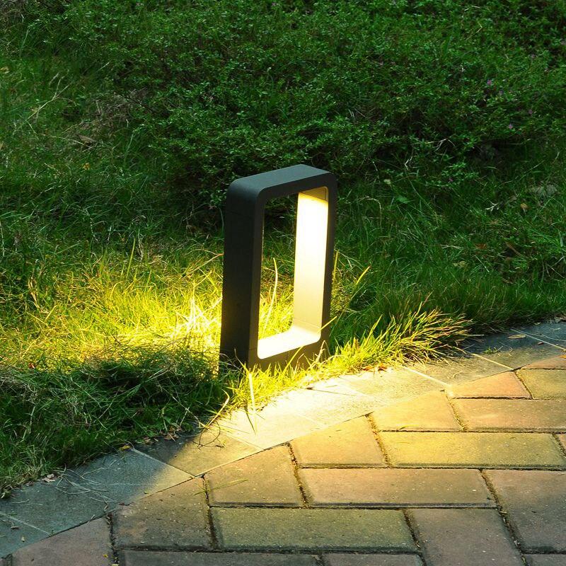 Lawn lamp garden lights LED lights outdoor home waterproof lampe exterieur for fence garden villa